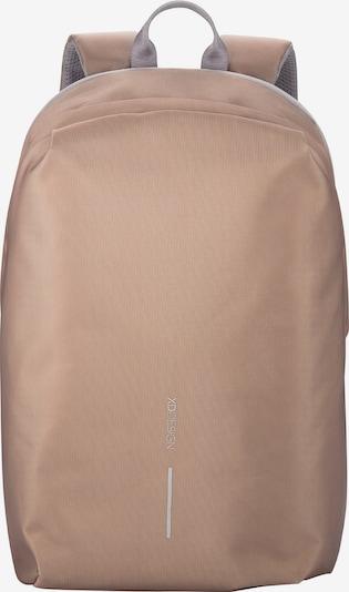 XD Design Rucksack in hellbraun, Produktansicht