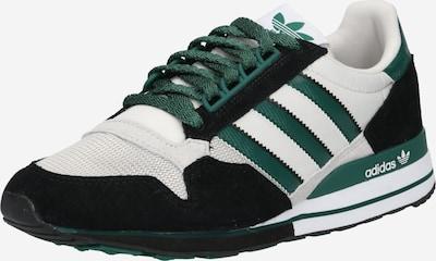zöld / fekete / fehér ADIDAS ORIGINALS Rövid szárú edzőcipők ' ZX 500 Schuh ', Termék nézet