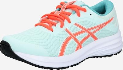ASICS Sport-Schuhe 'PATRIOT ' in mint / rot, Produktansicht