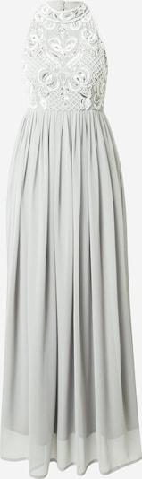 Sistaglam Suknia wieczorowa 'LUNA' w kolorze kamień / białym, Podgląd produktu