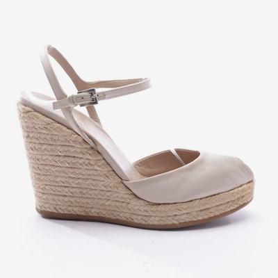 PRADA Sandals & High-Heeled Sandals in 39,5 in Beige, Item view