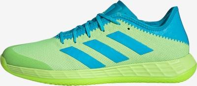 ADIDAS PERFORMANCE Sportschoen in de kleur Blauw / Lichtgroen, Productweergave