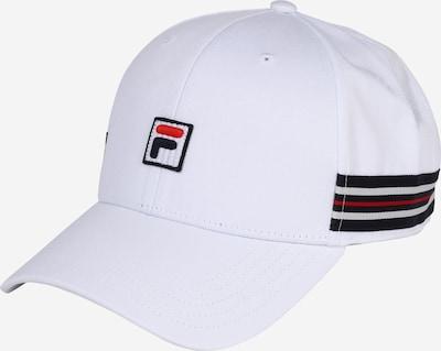 FILA Pet '6 PANEL' in de kleur Rood / Zwart / Wit, Productweergave