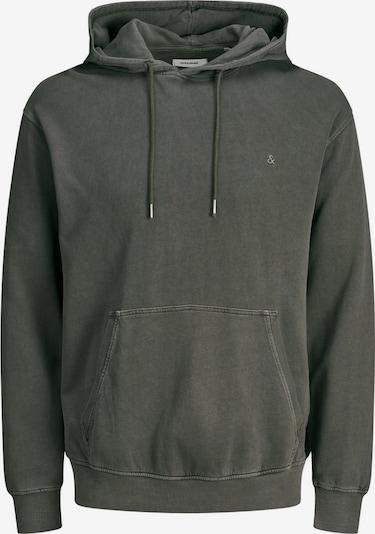 JACK & JONES Sweat-shirt en kaki, Vue avec produit