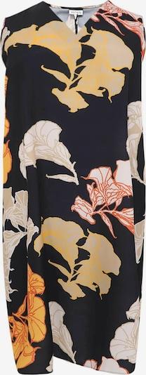 Yoek Robe ' Abby ' en mélange de couleurs / noir, Vue avec produit