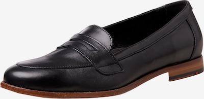 LLOYD Slipper aus Glattleder in schwarz, Produktansicht