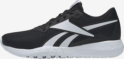 REEBOK Sportschoen 'Flexagon Energy' in de kleur Zwart / Wit, Productweergave