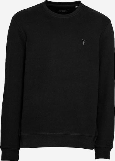 AllSaints Collegepaita 'Raven' värissä musta, Tuotenäkymä
