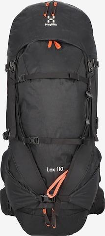 Haglöfs Sports Backpack in Black
