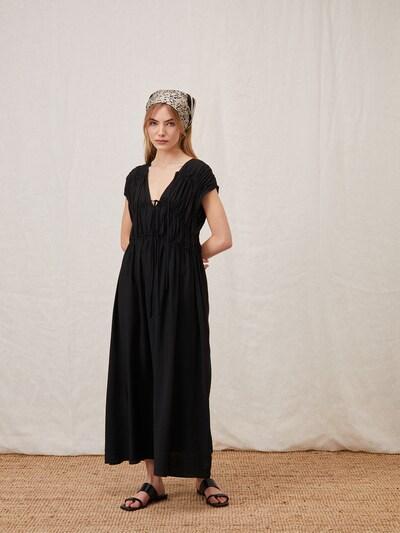 LeGer by Lena Gercke Klänning 'Duffy' i svart, På modell