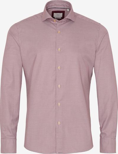 ETERNA Hemd in hellrot / weiß, Produktansicht