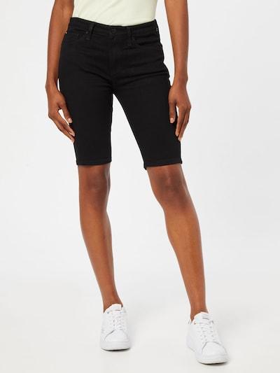 TOMMY HILFIGER Shorts in schwarz, Modelansicht