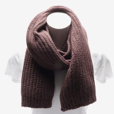 Closed Schal in One Size in kastanienbraun, Produktansicht