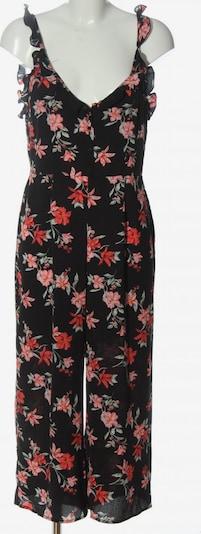 H&M Jumpsuit in XL in pink / rot / schwarz, Produktansicht