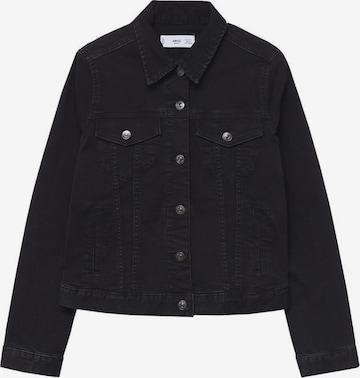 MANGO Overgangsjakke 'Vicky' i svart