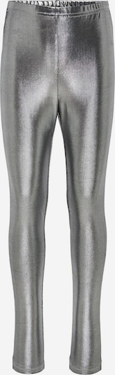 KIDS ONLY Leggings 'Konzitta' in silber: Frontalansicht
