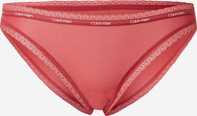 Calvin Klein Underwear Braga en rosé, Vista del producto