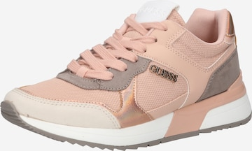 GUESS Sneakers 'MAYBEL 2' in Pink