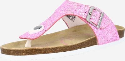 TOM TAILOR Sandalias en rosa, Vista del producto