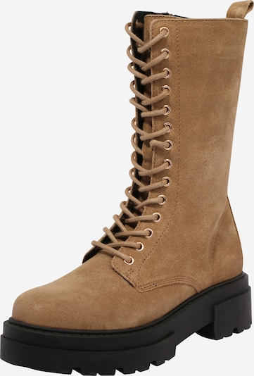 PS Poelman Lace-up boot in sand, Item view