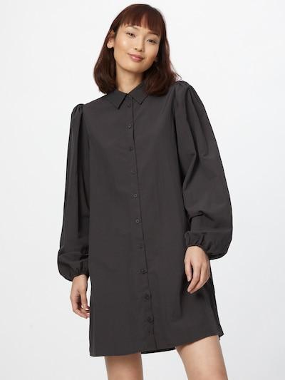 Envii Kleid 'ENGULDBERG' in anthrazit, Modelansicht