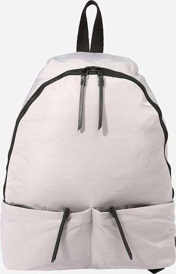 AllSaints Σακίδιο πλάτης 'Olena' σε ανοικτό γκρι / μαύρο, Άποψη προϊόντος