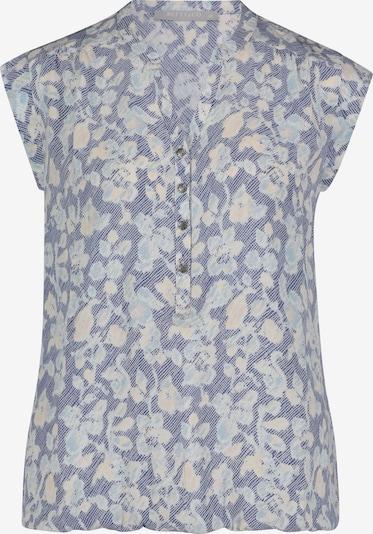 Betty & Co Casual-Bluse ohne Arm in blau, Produktansicht