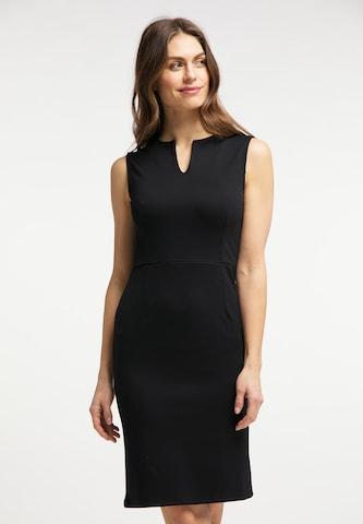 Usha Sheath Dress in Black
