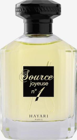 Hayari Paris Eau de Toilette 'Source Joyeuse N°1' in transparent, Produktansicht