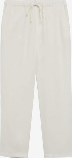MANGO Hose 'Linen' in weiß, Produktansicht