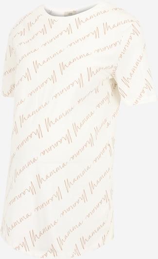 River Island Maternity Shirt in creme / hellbraun, Produktansicht