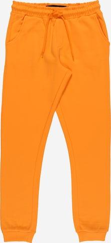 D-XEL Pants 'FRANZ' in Orange