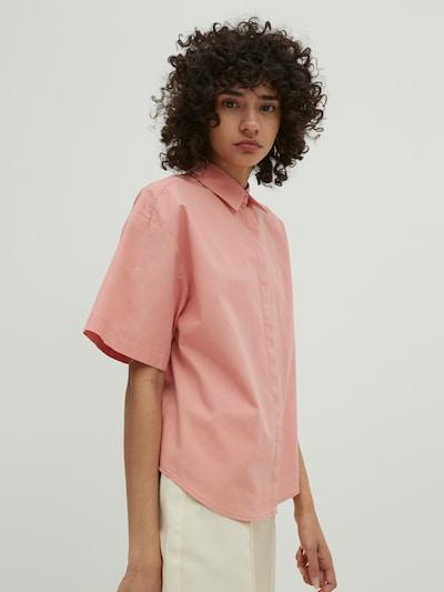 EDITED Pluus 'Malia' roosa, Modellivaade