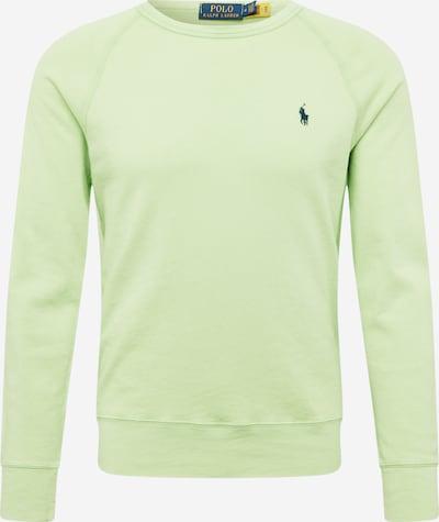 POLO RALPH LAUREN Sweatshirt in de kleur Navy / Pastelgroen, Productweergave