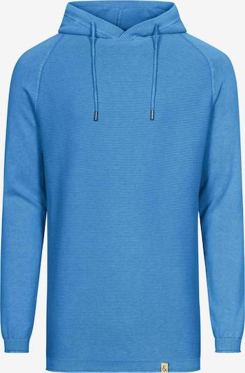 COLOURS & SONS Kapuzenpullover 'NOLAN' in blau, Produktansicht