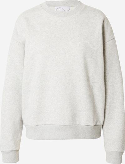 Comfort Studio by Catwalk Junkie Damen - Shirts & Tops 'SW BE GOOD DO GOOD' in hellgrau, Produktansicht