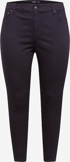 Lauren Ralph Lauren Püksid must, Tootevaade