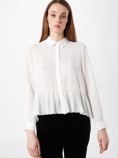 ONLY Bluse 'Grorgina' in weiß, Modelansicht