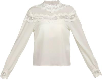 faina Legere Bluse in weiß, Produktansicht