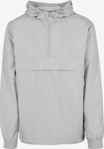 Urban Classics Jacke in Grau
