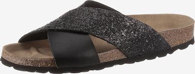 CITY WALK Pantolette in schwarz, Produktansicht