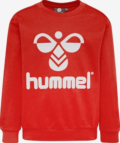 Hummel Sweatshirt in rot, Produktansicht