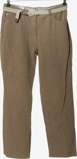 Zaffiri Straight-Leg Jeans in 32-33 in braun, Produktansicht