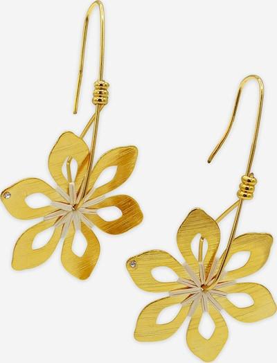 Corazul Ohrringe in gold, Produktansicht