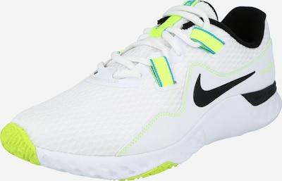 NIKE Спортни обувки 'Retaliation' в нефритено зелено / неоново зелено / черно / бяло, Преглед на продукта