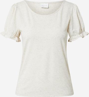 T-shirt 'ANIKA' VILA en blanc