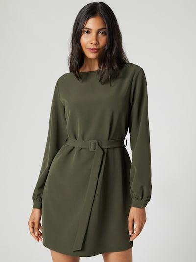 Guido Maria Kretschmer Collection Kleid 'Janina' in khaki, Modelansicht