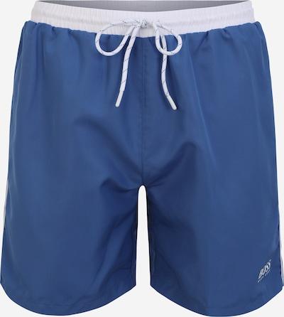 BOSS Board Shorts 'Starfish' in Dark blue / White, Item view