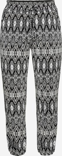 SHEEGO Hose in schwarz / weiß, Produktansicht