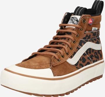 VANS High-Top Sneakers 'UA SK8-Hi MTE-2' in Brown